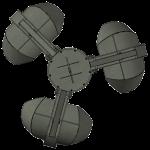 Грейфер электрогидравлический для экскавационных работ - КО.170