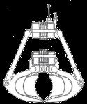 Грейфер металлоломный - К20 [2691/2К]