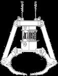 Грейфер металлоломный - К60 [2691МК-6]
