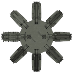 Грейфер металлоломный - КО.12 [2691М/3]