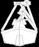Грейфер для сыпучих грузов - КО.42-А