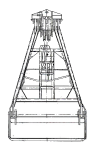 Грейфер для сыпучих грузов - КО.44 [5287М]