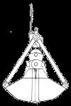 Грейфер для сыпучих грузов - К40 [6051М]