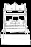 Грейфер для сыпучих грузов - КО.31