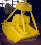 Грейфер для сыпучих грузов - КО.43