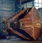 Грейфер для сыпучих грузов - КО.79