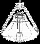 Грейфер для сыпучих грузов - КО.79-01