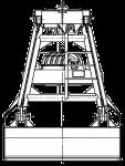 Грейфер для сыпучих грузов - КО.79-Л