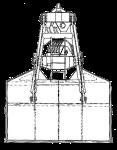 Грейфер для сыпучих грузов - КО.96-01