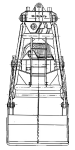 Грейфер для сыпучих грузов - КО.96-02