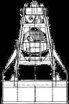 Грейфер для сыпучих грузов - КО.96-03