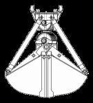 Грейфер для сыпучих грузов - Ф52 0812