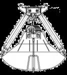 Грейфер для сыпучих грузов - КО.79-М