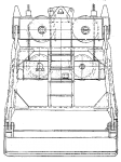 Грейфер для сыпучих грузов - КО.80-Б [4735М]
