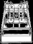 Грейфер для сыпучих грузов - 5038М