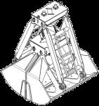 Грейфер для сыпучих грузов - КО.36-02