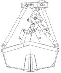 Грейфер металлургический - КО.42-08