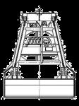 Грейфер для сыпучих грузов - КО.79-Д