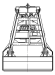 Грейфер для сыпучих грузов - КО.79-К